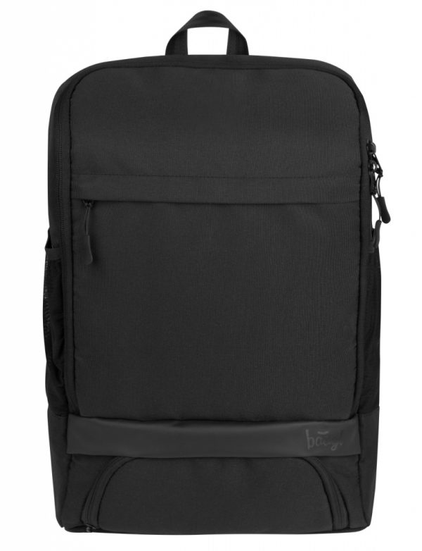 BAAGL City batoh RPET černý