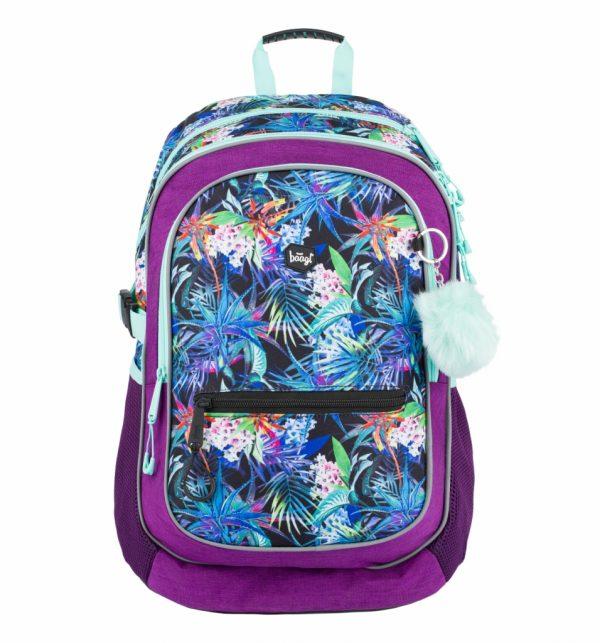 BAAGL Školní batoh Core Jungle