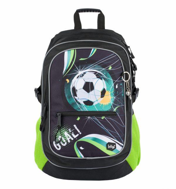 BAAGL Školní batoh Core Fotbal