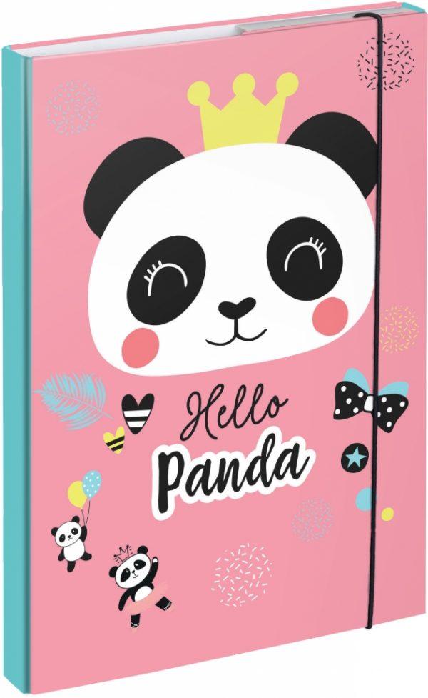 BAAGL Desky na školní sešity A4 Panda