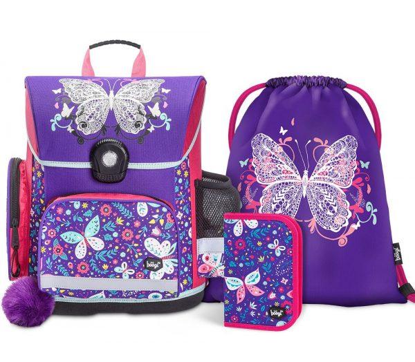 Školní set Motýl