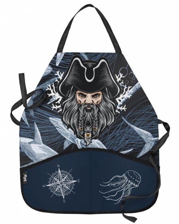 BAAGL Dětská zástěra Námořník