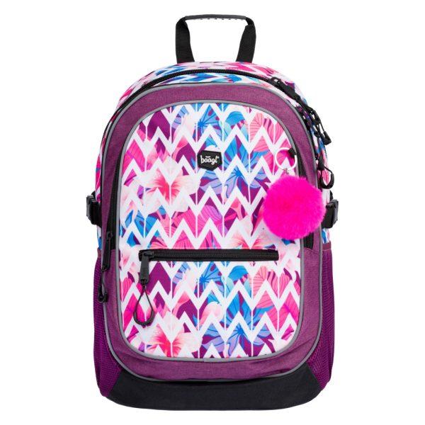BAAGL Školní batoh Core Havaj