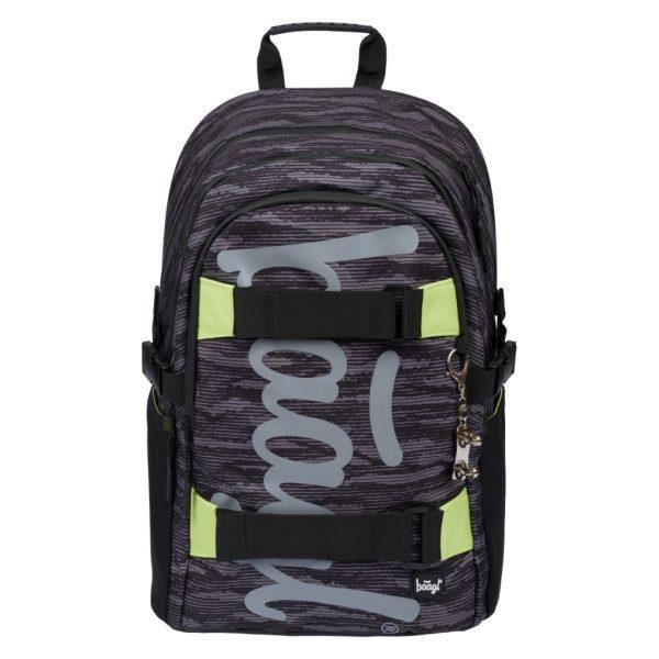 BAAGL Školní batoh Skate Grey