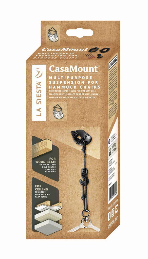 Uchycení houpací sedačky nebo vaku La Siesta CasaMount - CMG30 CasaMount uchycení - balení