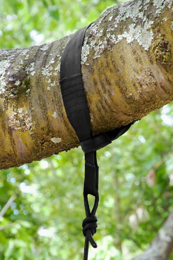 Uchycení houpací sedačky La Siesta TreeMount - uchycení k větvi