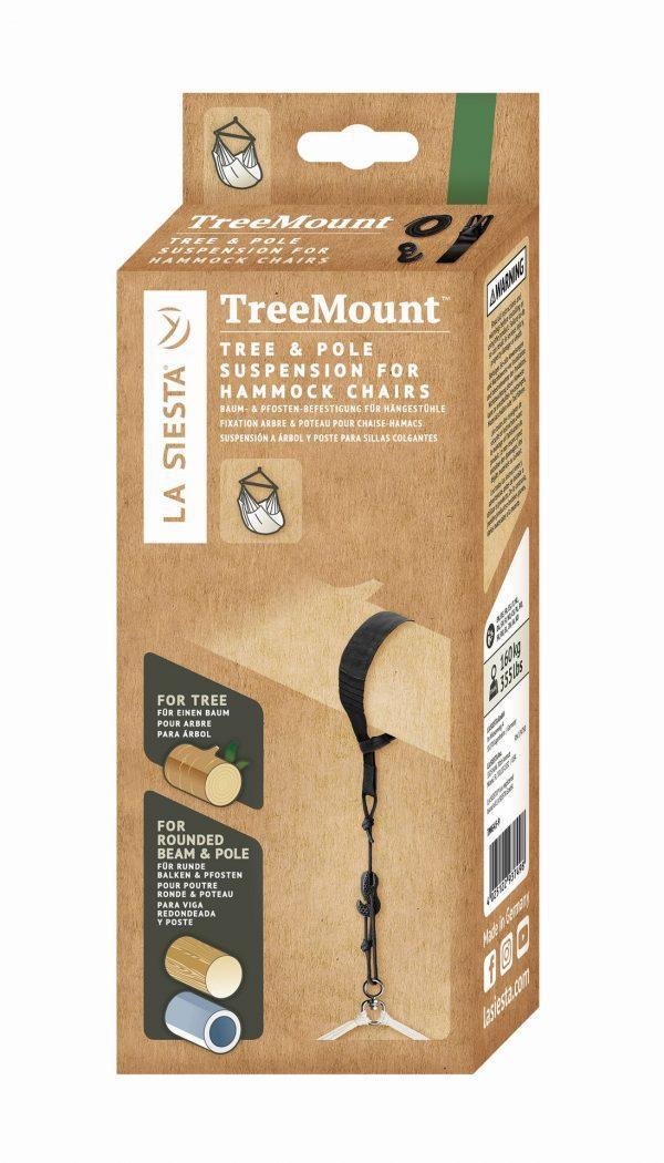 Uchycení houpací sedačky La Siesta TreeMount - balení