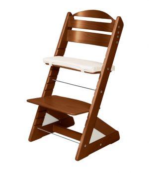 Rostoucí židle Jitro Plus ořech