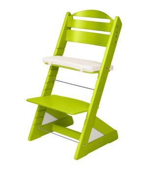 Rostoucí židle Jitro Plus světle zelená