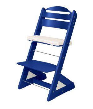Rostoucí židle Jitro Plus modrá