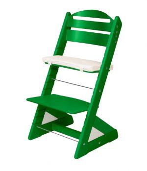 Rostoucí židle Jitro Plus zelená